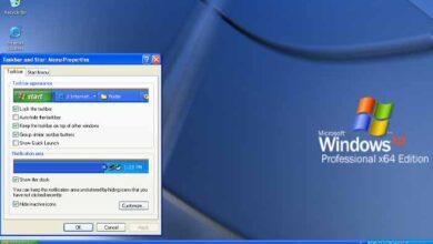 Windows xp başlat butonu