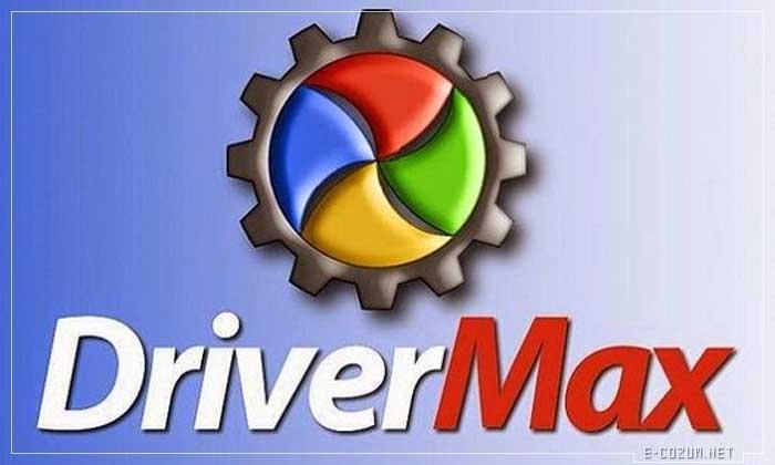 Drivermax sürücü yedekleme