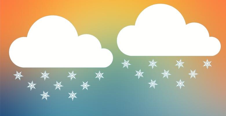 Sitenize kar yağsın
