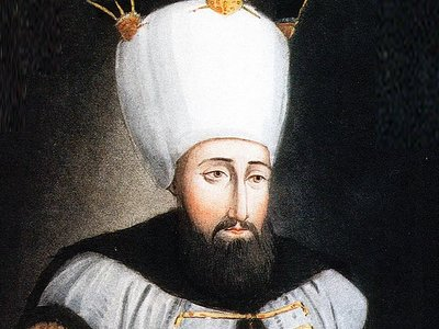 Sultan Üçüncü Ahmed