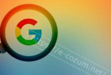 Google sayfa indexleme