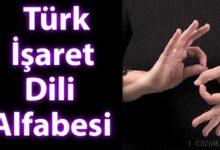Türk işaret dili