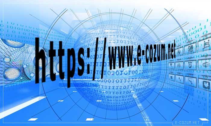 Şirketlere web sitesi