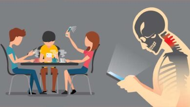 Cep telefonlarının yanlış kullanımı