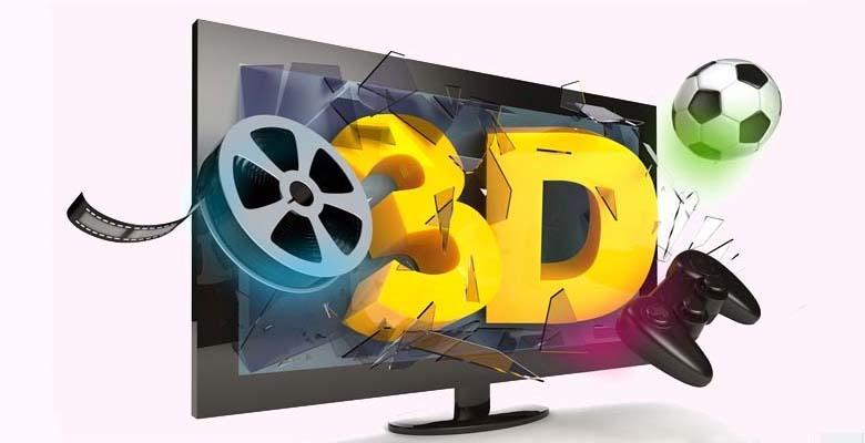 3D Televizyon teknolojisi