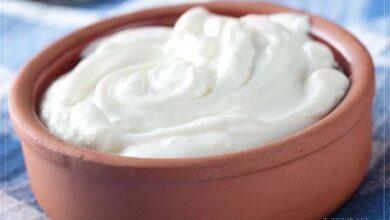 Evde süzme yoğurt yapılışı