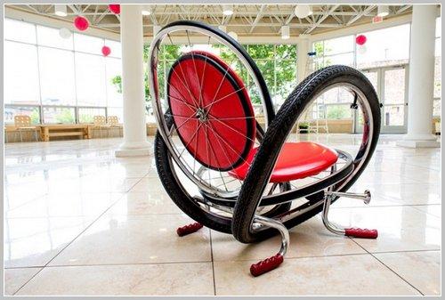 İlginç koltuk tasarımı