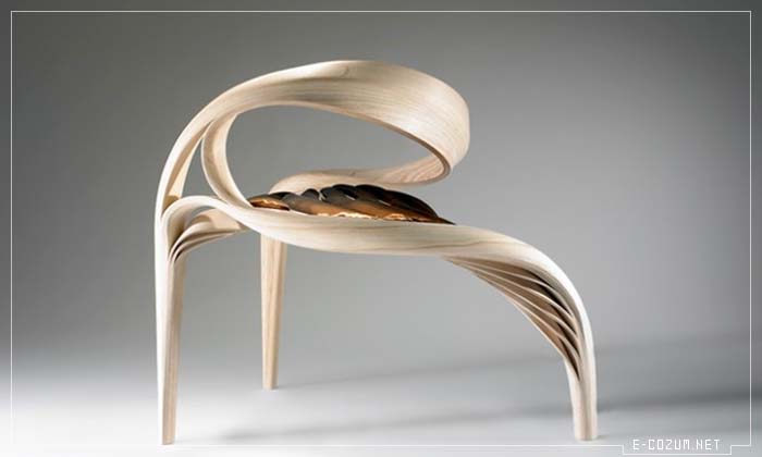 Birbirinden ilginç koltuk tasarımları