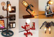 İlgin lamba tasarımları