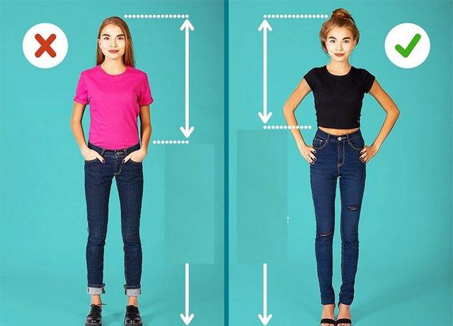 Kot pantolon ve üstler