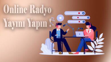 İnternetten canlı radyo yayını