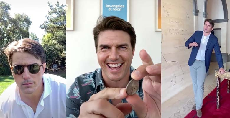 Deepfake Tom Cruise Bitcoin